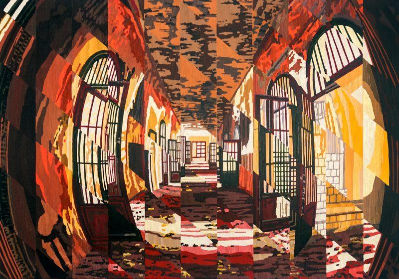 Abbandoni e luoghi 100x70 - Marco Sciame