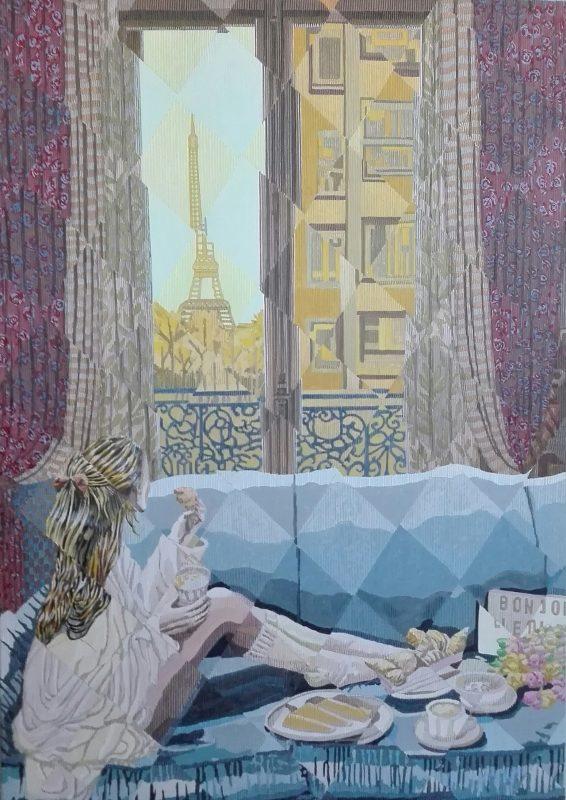 Paris 70x100 - Marco Sciame