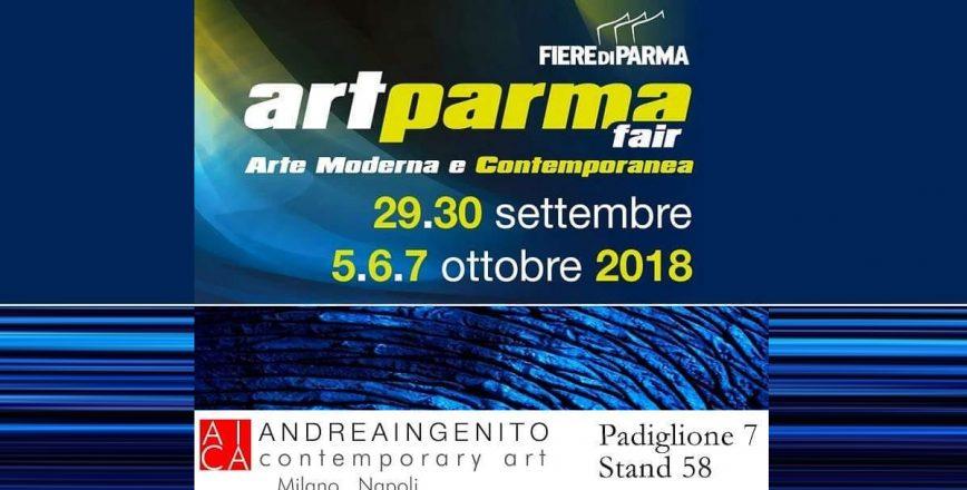 Art Parma Fiera 2018 - Marco Sciame